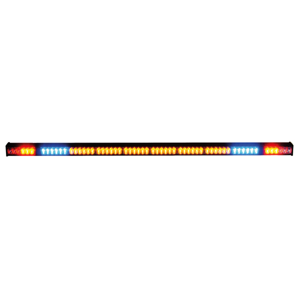 Heckwarnsystem-LED HWS10, L=136cm, 10-30VDC, 10 LED-Module
