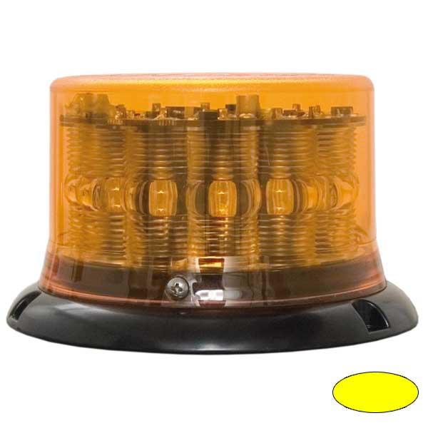 IMPACT LP, 10-30VDC, Warn-u.Haubenfarbe gelb, 3-Lochbefestigung