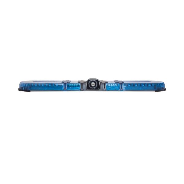 XPERT 4PRO-2PROM-2PF, L=1409mm, 10-30VDC, Warn-u.Haubenfarbe Blau, 1x Akustikcenter 50W