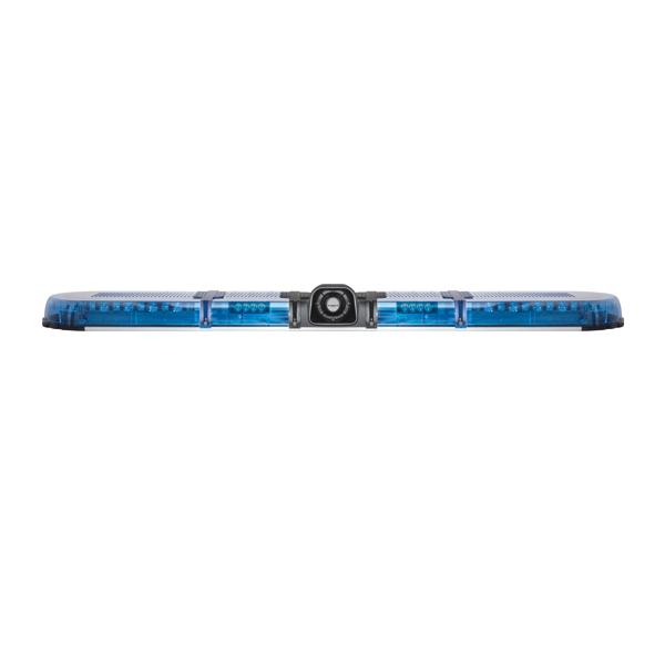 XPERT 4PRO-2PROM-2PF, L=1528mm, 10-30VDC, Warn-u.Haubenfarbe Blau, 1x Akustikcenter 50W