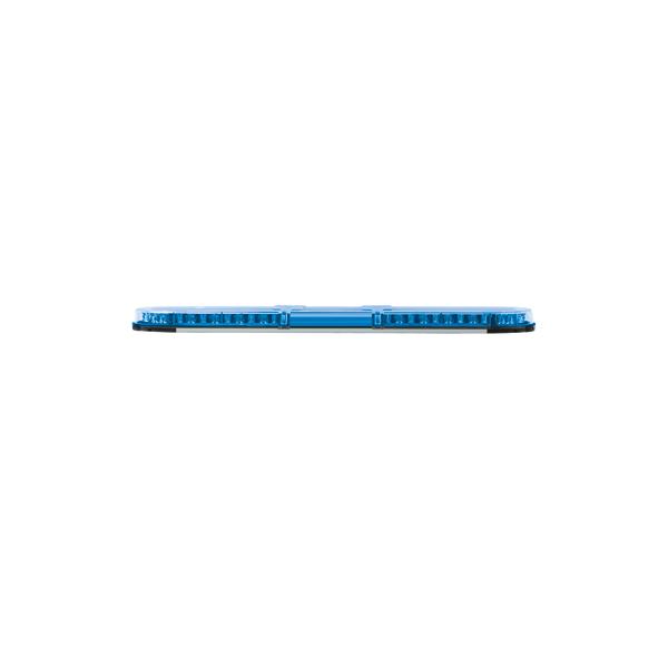 XPERT-LP 4PRO-2PROM, L=1089mm, 10-30VDC, Warn-u.Haubenfarbe Blau