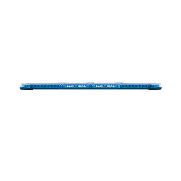 XPERT-LP 4PRO-2PROM-4PF, L=1408mm, 10-30VDC, Warn-u.Haubenfarbe Blau