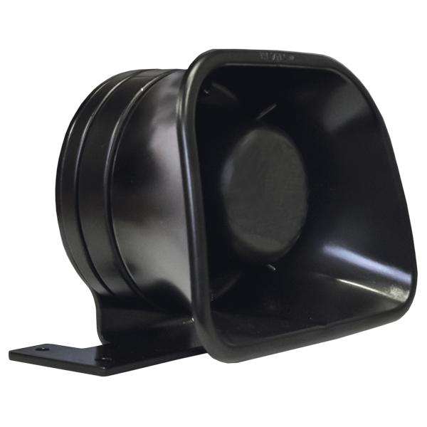 8-7050-SC Einbaulautsprecher für Eurosmart und Eurosmart Compact Elektroniksirenen, rechteckige Form