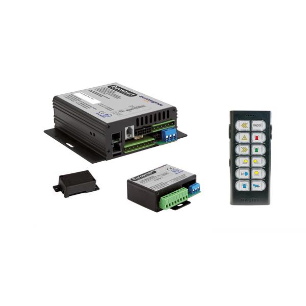 EUROSMART GEN2.2 Bedien-, Akustik- u. Leistungssystem, 12VDC, Version 12B-3, Österreich