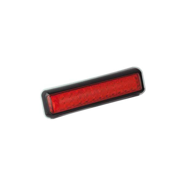 200BRME LED-Kombileuchte, Stop-/Schlusslicht, Montagerahmen schwarz