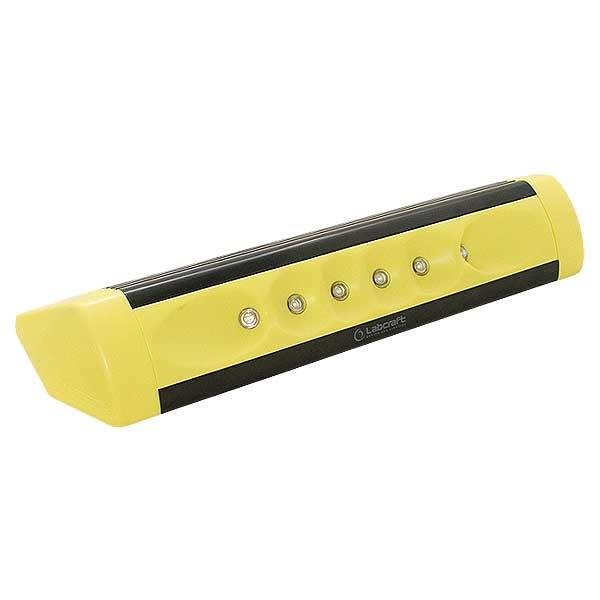 SCENELITE SI6, 10-30VDC, Gehäuse gelb/schwarz