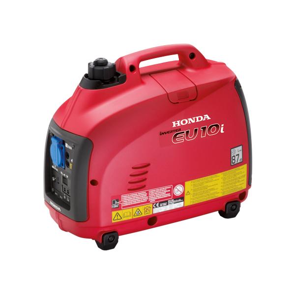 HONDA EU 10i Stromerzeuger, Invertertechnologie, 230VAC, 1000VA, 4-Takt Benzinmotor
