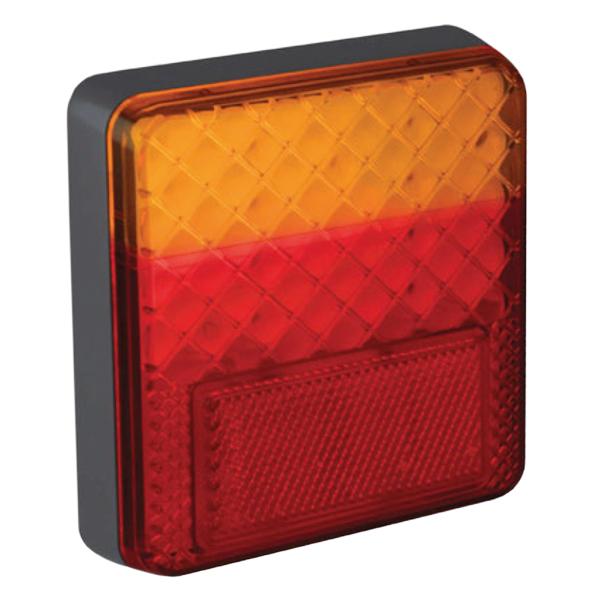 100ARME LED-Mehrkammerleuchte, Stop-/Schlusslicht/Fahrtrichtungsanzeiger, 10-30VDC
