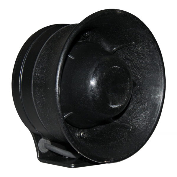 8-7050-RC Einbaulautsprecher für Eurosmart und Eurosmart Compact Elektroniksirenen, runde Form