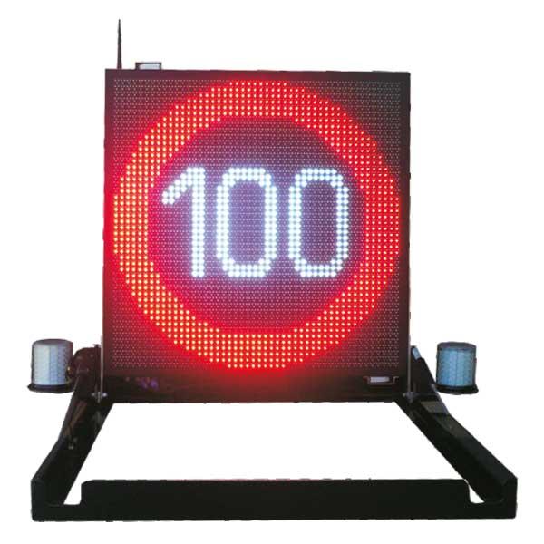 LED-Lichtleitsystem MobiLED 48x48 ESH3, 12VDC, Funk-Bedienteil