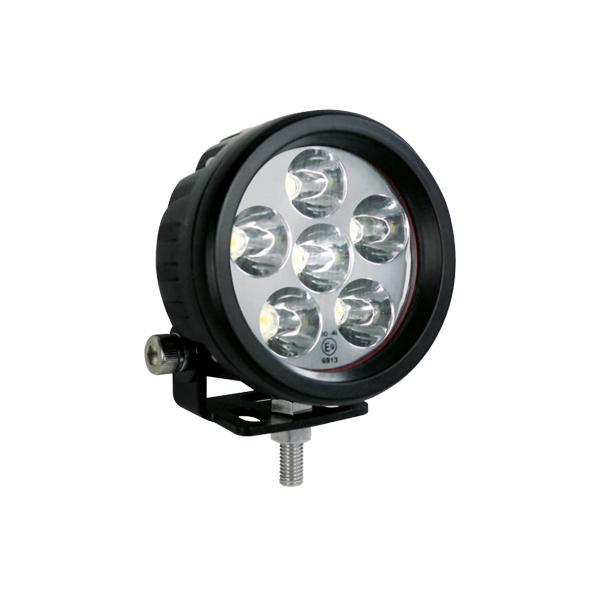 896FBM LED-Manövrier-/Retourscheinwerfer, 10-30VDC, Schraubhalterung