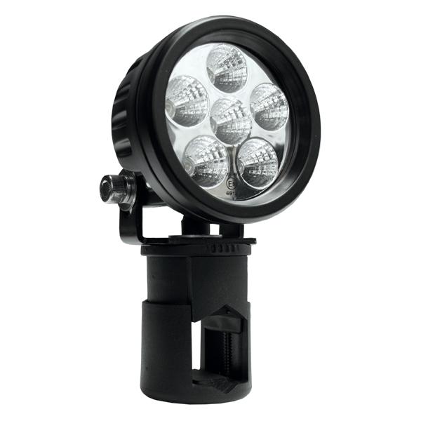 896FMB LED-Manövrier-/Retourscheinwerfer, 2er-Set, 10-30VDC, Klemmhalterung Rohr-Dm bis 28mm