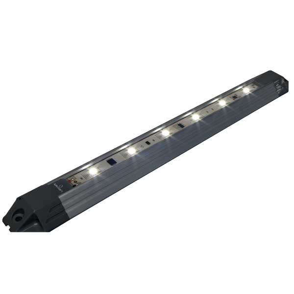 LED-Innenbeleuchtung POWER NEBULA SI5CW250S/2, 12 LEDs, 320lm, 24VDC, mit Schalter