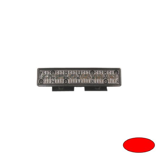 GHOST, 10-30VDC, Sonderfarbe rot, schwarzes Gehäuse, Universalbefestigung